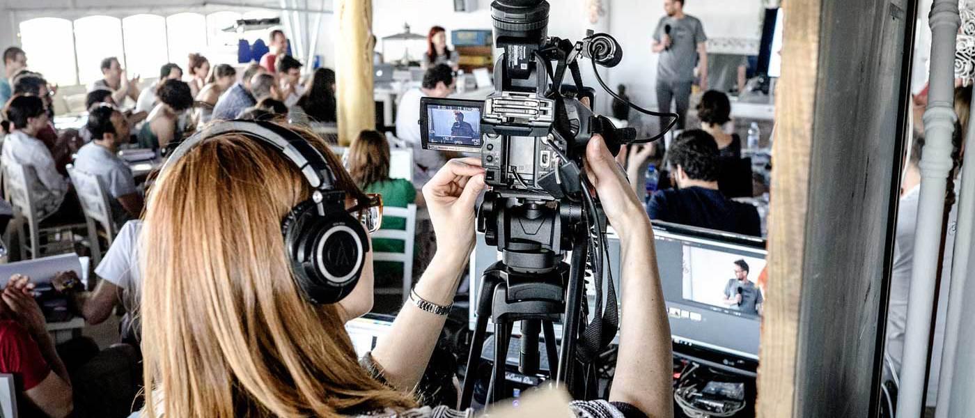 Lo streaming al freelancecamp 2014