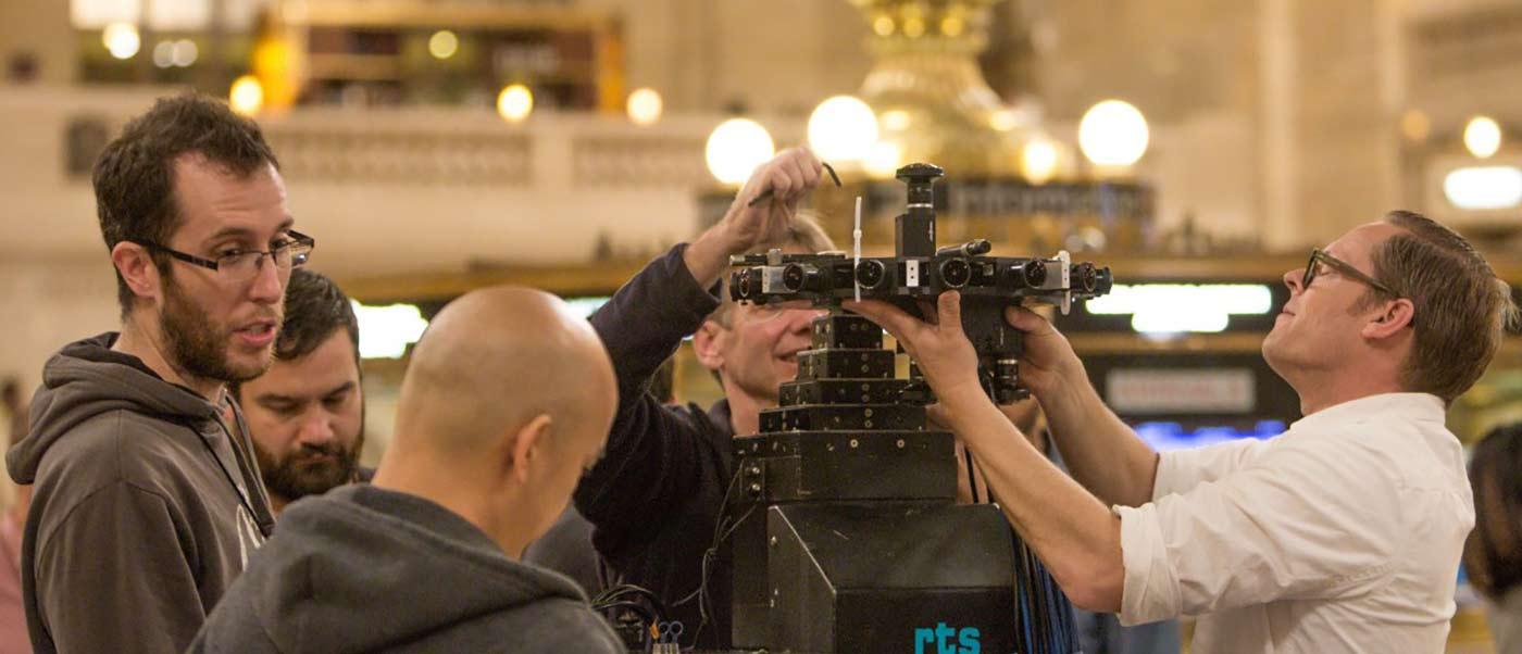 """Perché il video 360° di Grand Central Terminal è il nuovo """"Arrivo del treno"""" dei Lumière"""