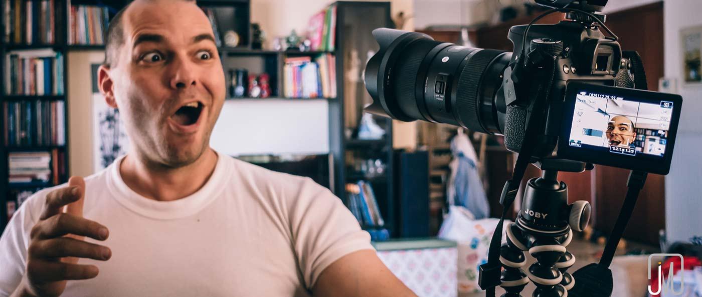 6 consigli per avviare un videoblog