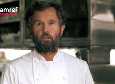 """AMREF ITALIA<br> Spot per la campagna """"Dai peso a chi non ce l'ha"""""""