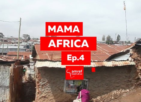 AMREF ITALIA<br> Mama Africa