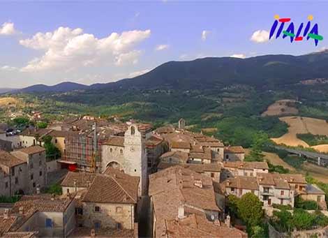 ENIT<br> Sali a Borgo
