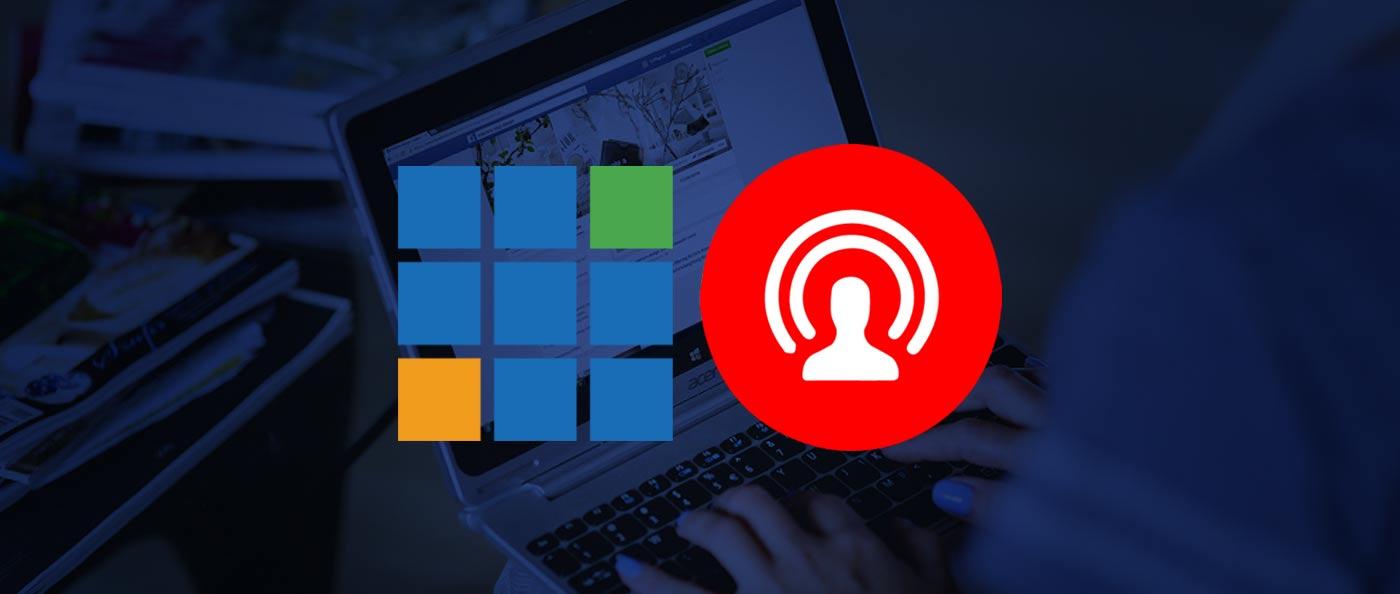 Come creare un webinar live su un gruppo Facebook con vMix